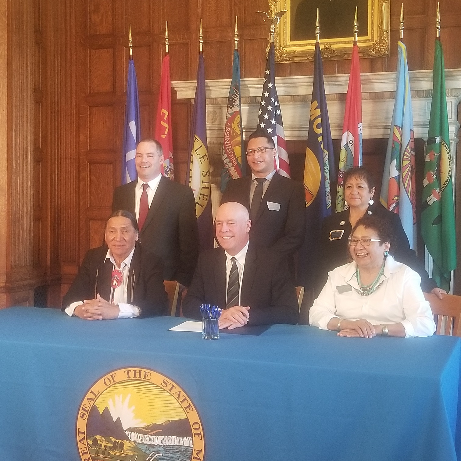 Native Youth Coding Bill Signed into Law